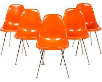 Modernica Set of 5 Case Study Side Chairs