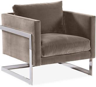 Robin Bruce Geneva Accent Chair - Café Crypton