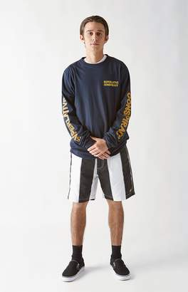The Hundreds Marina Stripe Shorts