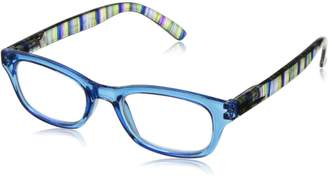 Breed Peepers Unisex-Adult Rare 258225 Rectangular Reading Glasses