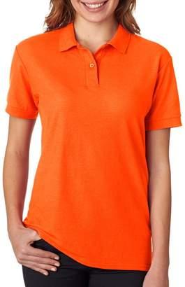 Gildan Ladies DryBlend Double Pique Polo Shirt - 72800L-L