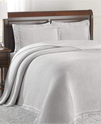 Lamont Woven Jacquard Twin Bedspread