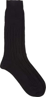 Antipast Women's Cable-Knit Socks - Black