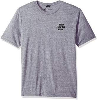 Brixton Men's Garth II Short Sleeve Premium Fit Tee