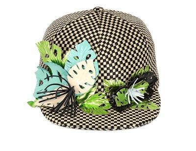 Jungle Woven Baseball Hat