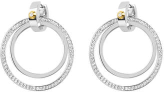 Henri Bendel Miss Bendel Multi Ring Hoop Earring