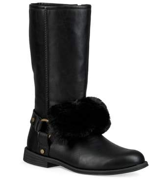 UGG Lili Faux Shearling Boot