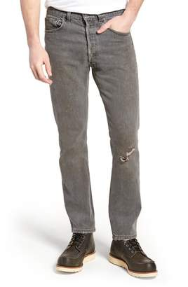 Levi's Authorized Vintage 501(TM) Tapered Slim Fit Jeans