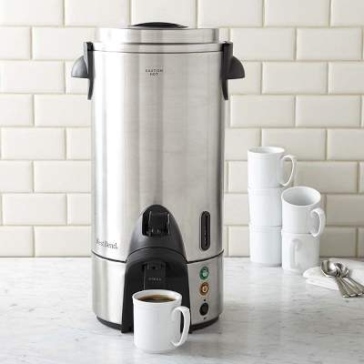 Williams Sonoma West Bend 100-Cup Commercial Coffeemaker