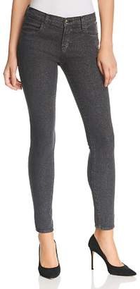 J Brand 620 Mid Rise Super Skinny Jeans in Faded Future