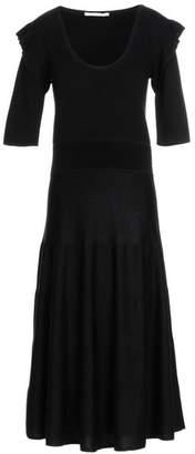 Agnona (アニオナ) - アニオナ 7分丈ワンピース・ドレス