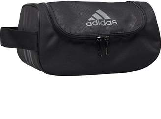 adidas 3 Stripes Wash Kit Black/Black/Vista Grey