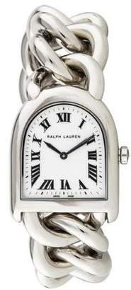 Ralph Lauren The Stirrup Collection Watch