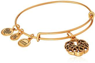 Alex and Ani Path of Life Expandable Charm Bracelet, Rafaelian Gold-Tone