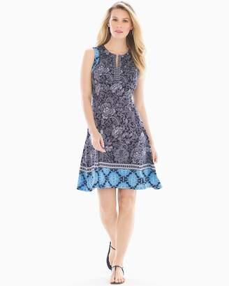 Maggy London Short Scuba Dress