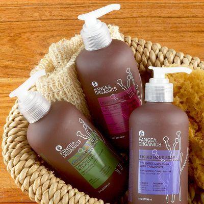 Pangea Organics Liquid Soap