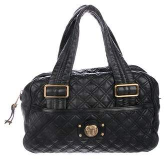 Marc Jacobs Quilter Leather Bag