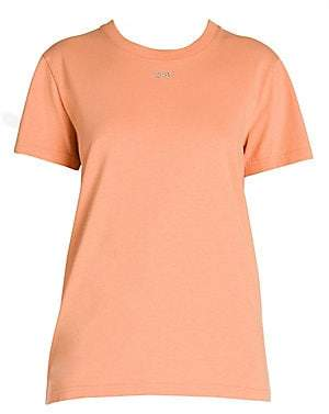 Off-White Women's Shifted Carryover Tee