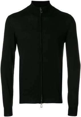Paolo Pecora long-sleeve zipped jacket