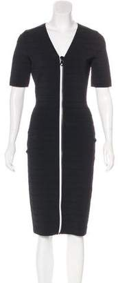 Christopher Kane Midi Bandage Dress