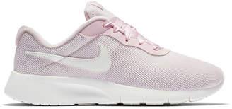 be573f16a1 Nike Tanjun Print Girls Running Shoes Lace-up - Big Kids