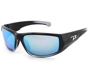 Pepper's Big Horn Polarized Oval Sunglasses
