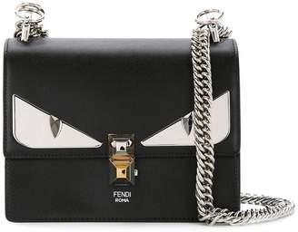 Fendi Kan I Bag Bugs small shoulder bag