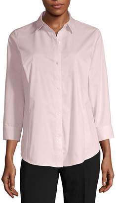 1cc39ebc839 Liz Claiborne 3/4 Sleeve Women's Tops - ShopStyle