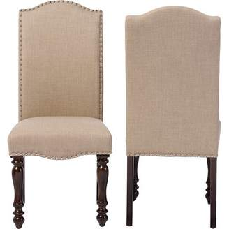 Baxton Studio Wholesale Interiors Side Chair Wholesale Interiors