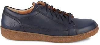 Mephisto Loritz Leather Sneakers