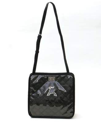 ANAP (アナップ) - アナップ キルティングレイヤードクリアバッグ