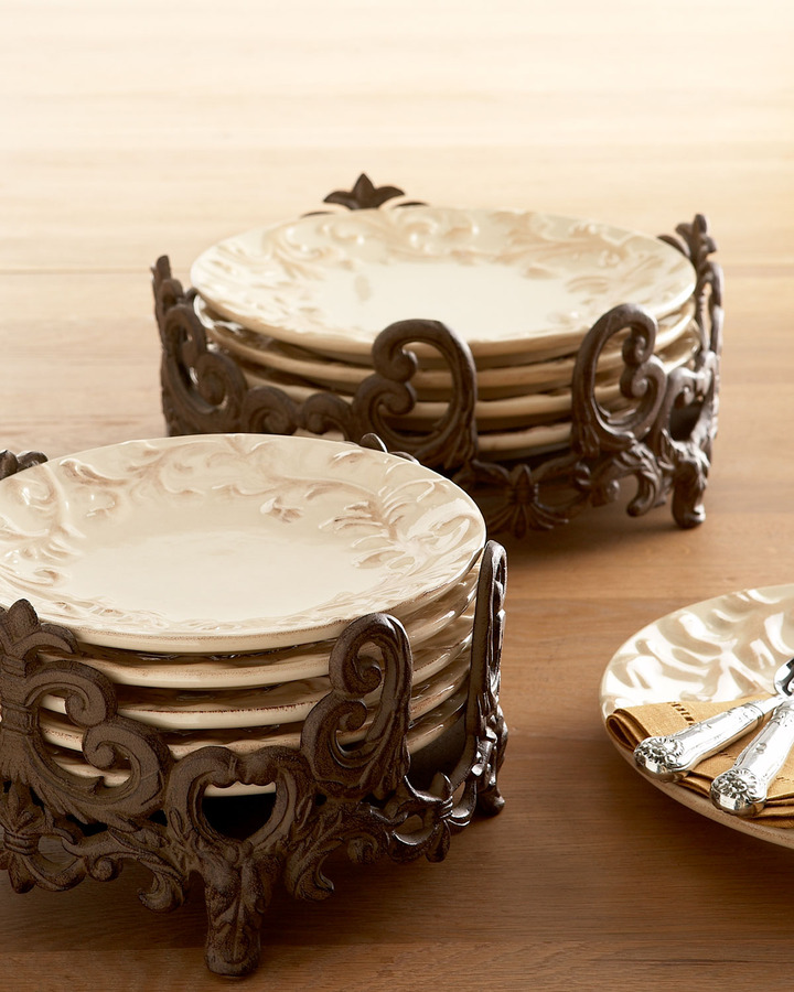 GG Collection Dinnerware Holders