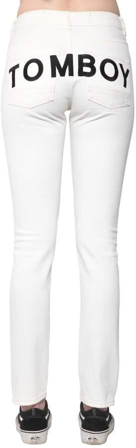 Tomboy Cotton Denim Jeans