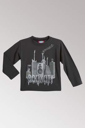 City Threads Rock City Long Sleeve Soft Stretch Tee