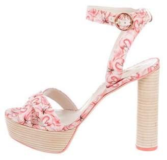 Sophia Webster Amanda Dreamy Platform Sandals