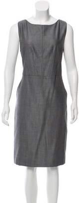 Armani Collezioni Sleeveless Shift Dress w/ Tags