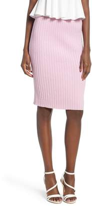 Leith Rib Knit Skirt