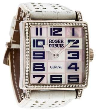 Roger Dubuis Golden Square Watch