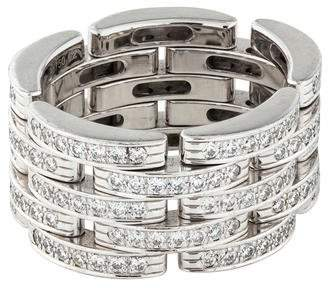 Cartier Diamond Maillon Panthère Band
