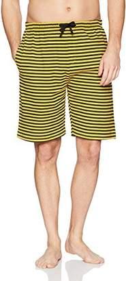 The Slumber Project Men's Cotton Knit Sleep Shorts