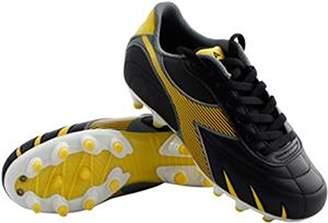 Diadora Boys' Pilone L MD PU JR Soccer Shoe