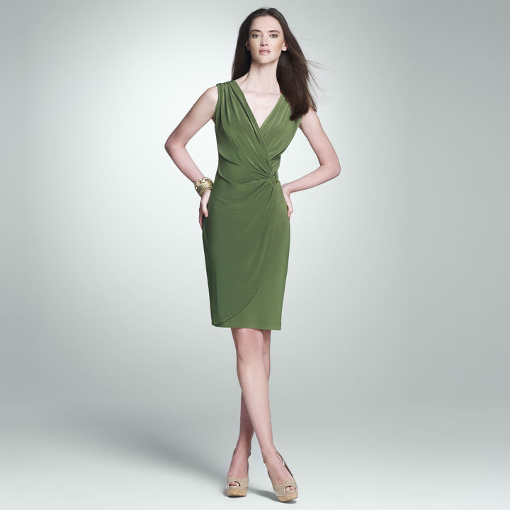 Jones New York Wrap Dress