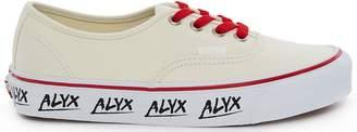 Vans Authentic ALYX White