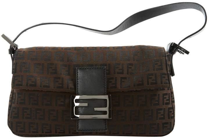 Baguette cloth handbag
