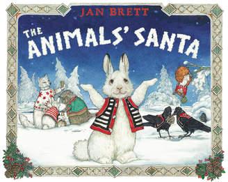 Penguin Random House Animals' Santa (Bk1 Of '13 Gl)