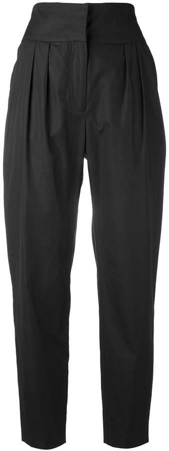 Vilshenko high waisted trousers