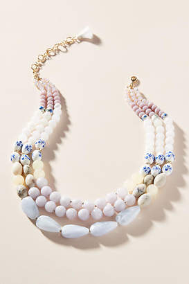 Anthropologie Arden Bib Necklace