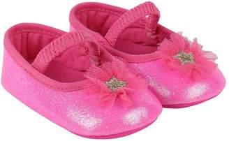 Billieblush Baby Girls Glitter Star Tutu Ballet Shoe