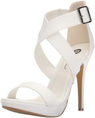 Michael Antonio Women's Luckey Dress Sandal