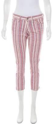 Etoile Isabel Marant Mid-Rise Jeans